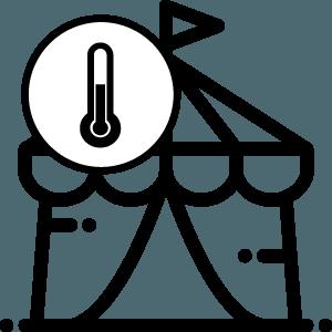 Telttilbehør